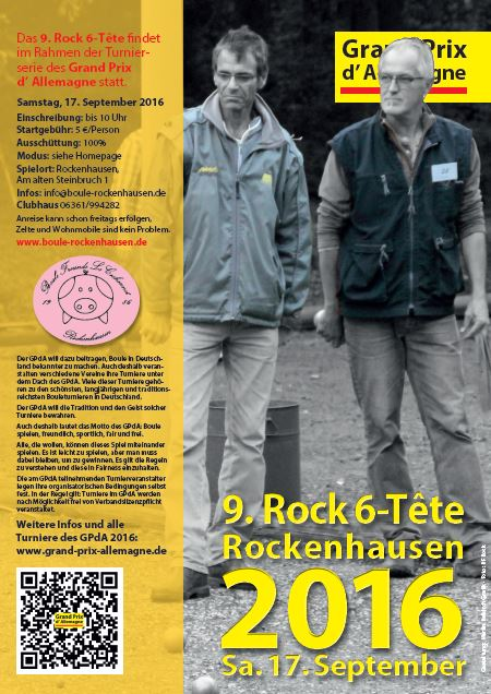 Rock 6- Tête