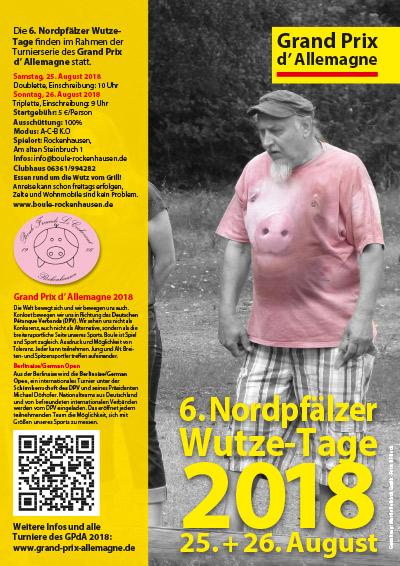 Nordpfälzer Wutze-Tage
