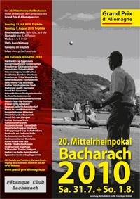 20. Mittelrheinpokal Bacharach